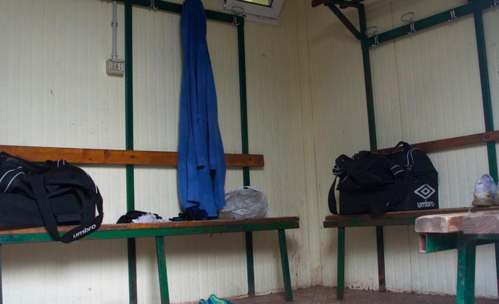 Triari Urbe Rugby presso Time Sport | spogliatoi
