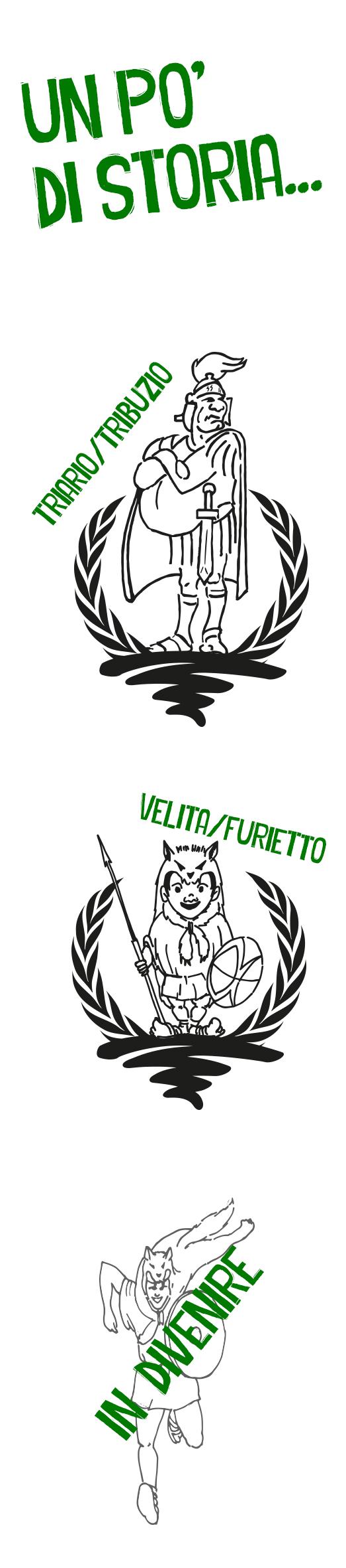 Storia dei triari di Roma | verticale | 02